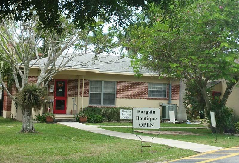 Bargain Boutique, 1st United Methodist Church, Punta Gorda