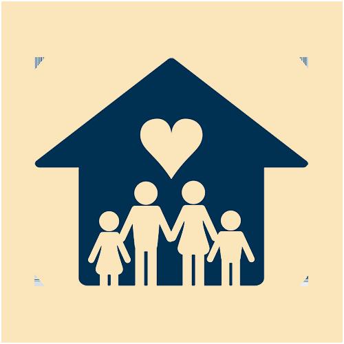 Family, Children activities icon